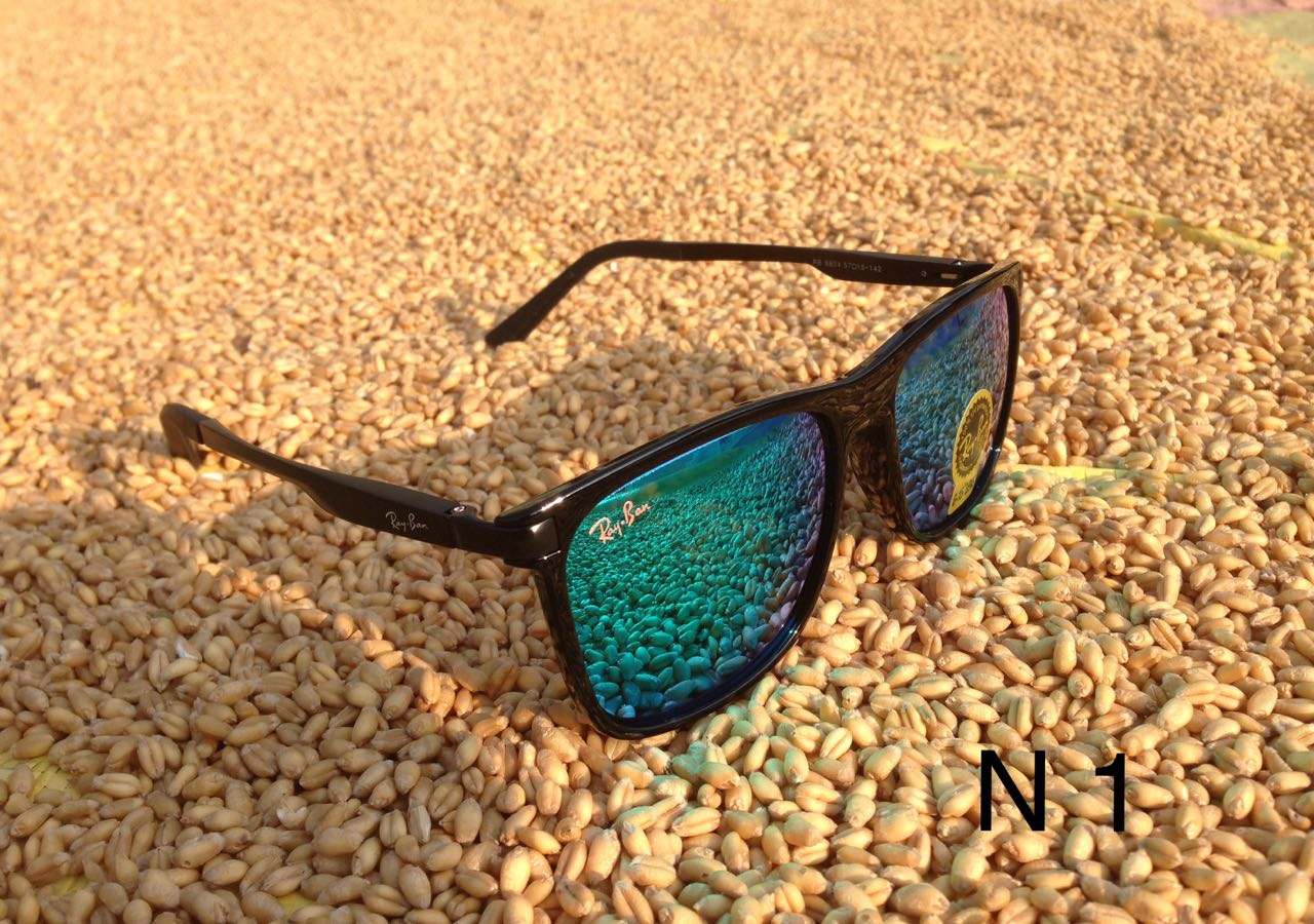 356aa1bb65 Square Shaped Sunglasses With Brown shaded Lens and Golden Slim Fitted Frame